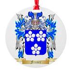 Fraser Round Ornament