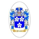 Fraser Sticker (Oval 50 pk)