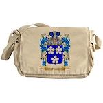Fraser Messenger Bag