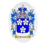 Fraser Ornament (Oval)