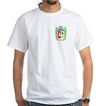 Franzonetti White T-Shirt