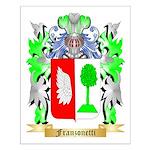 Franzonetti Small Poster