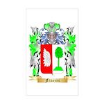Franzini Sticker (Rectangle)