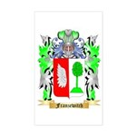 Franzewitch Sticker (Rectangle)