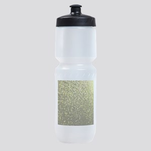Gold Mosaic Sparkley 1 Sports Bottle