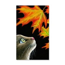 Cat 442 Wall Decal