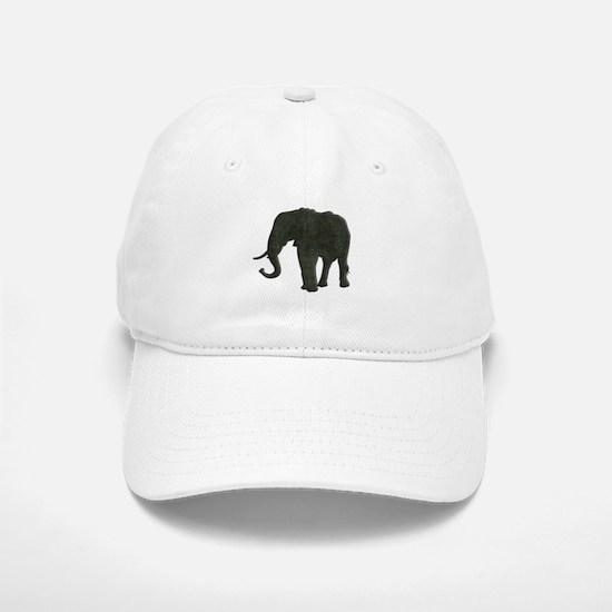 Elephant Baseball Baseball Cap