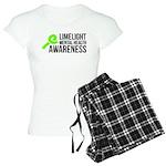 Limelight Mental Health Awareness Pajamas