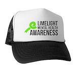 Limelight Mental Health Awareness Trucker Hat