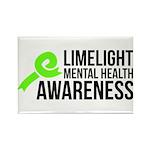 Limelight Mental Health Awareness Magnets