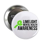 """Limelight Mental Health Awareness 2.25"""" Butto"""