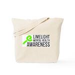 Limelight Mental Health Awareness Tote Bag