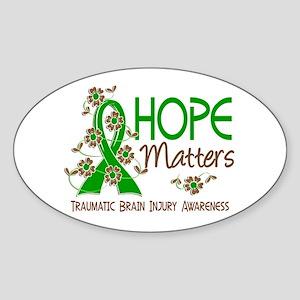 Hope Matters 3 IC Sticker (Oval)