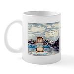 Abrahamster in Alaska Mug