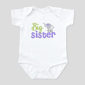 Big Sister Elephant Body Suit