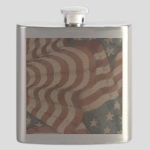 Americana Flask
