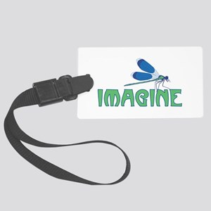 Imagine Luggage Tag