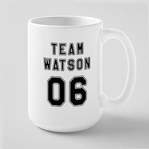 Team Watson #6 Large Mug