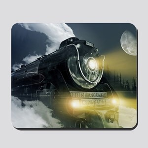 RailroadTrain  Mousepad
