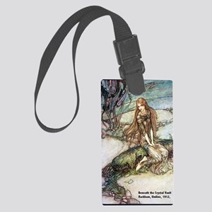 Beneath the crystal vault, 1912 Large Luggage Tag