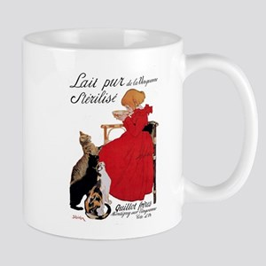 Steinlen Cats Mugs