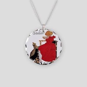 Steinlen Cats Necklace