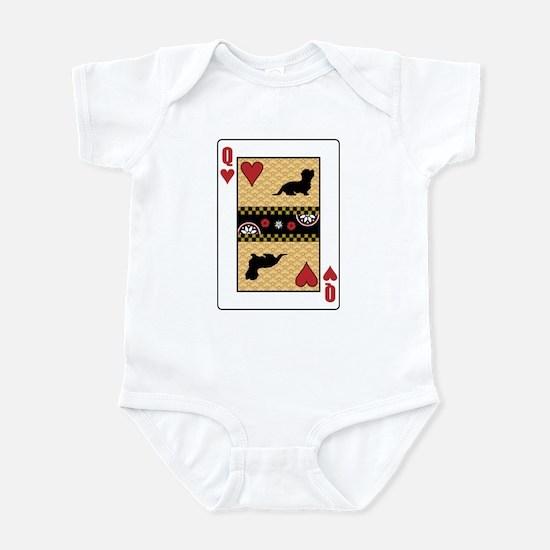 Queen Dandie Infant Bodysuit
