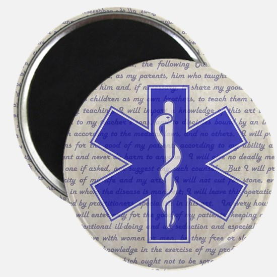 STAR OF LIFE Magnet