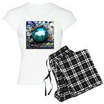 Magic Blue Marble Pajamas