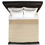 Riverside Sand King Duvet