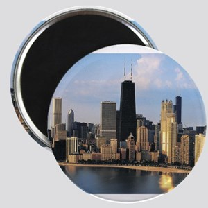 Chicago from Lake Shore Drive Magnets