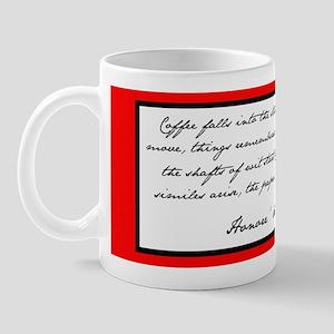 """Honore de Balzac"" -  Mug"