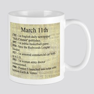 May 11th Mugs