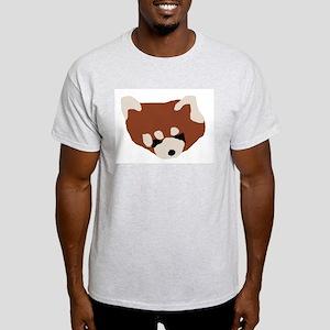 Red Pandas Rock T-Shirt