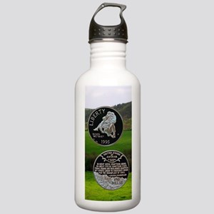 1995 Civil War Dollar Stainless Water Bottle 1.0L
