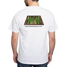 Board In Back - Front Logo T-Shirt
