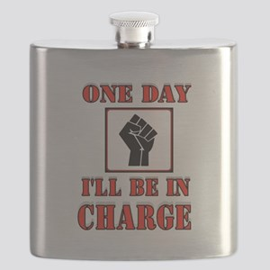 PROTESTER Flask