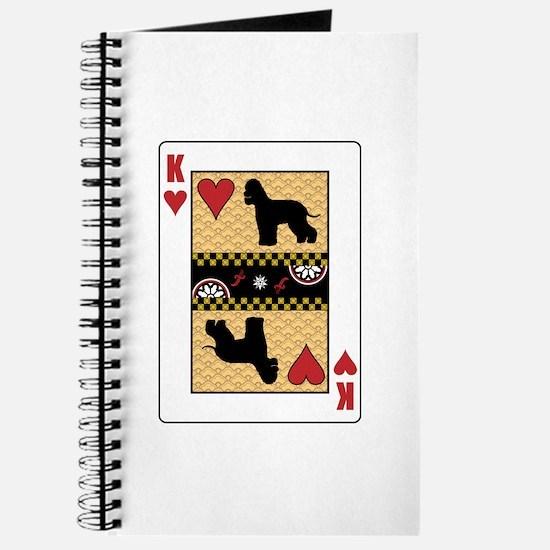 King Spaniel Journal