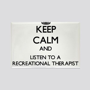 Keep Calm and Listen to a Recreational arapist Mag