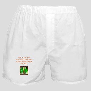 backgammon Boxer Shorts