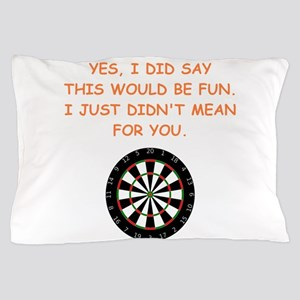darts Pillow Case