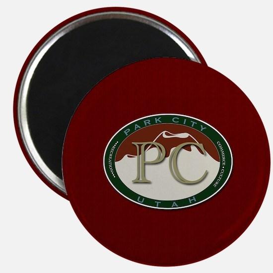 Park City Mountain Logo Magnets