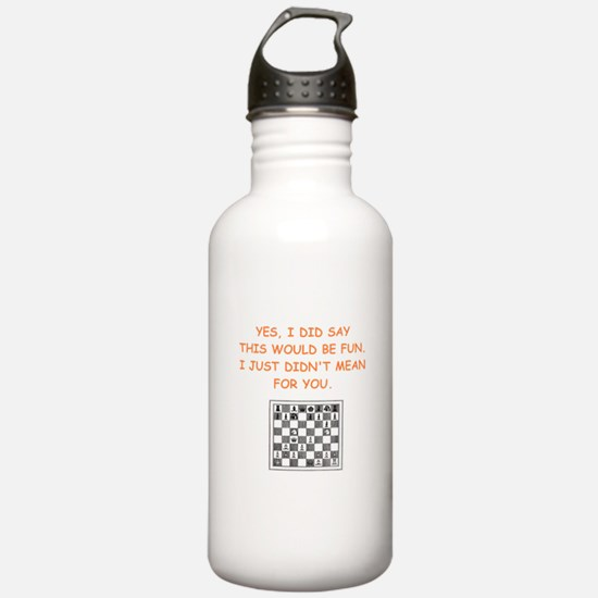 chess Water Bottle
