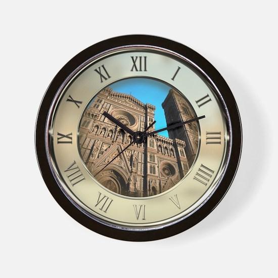 Santa Maria del Fiore Wall Clock