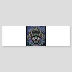 PAVO SKULL Bumper Sticker