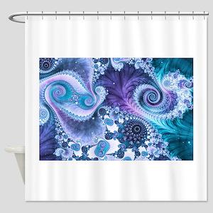 Arcanum Shower Curtain