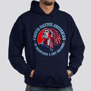 Proud Native American (Columbus) Hoodie