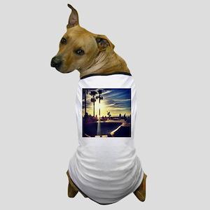 CALI SKATE Dog T-Shirt