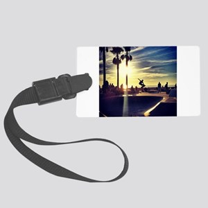 CALI SKATE Luggage Tag