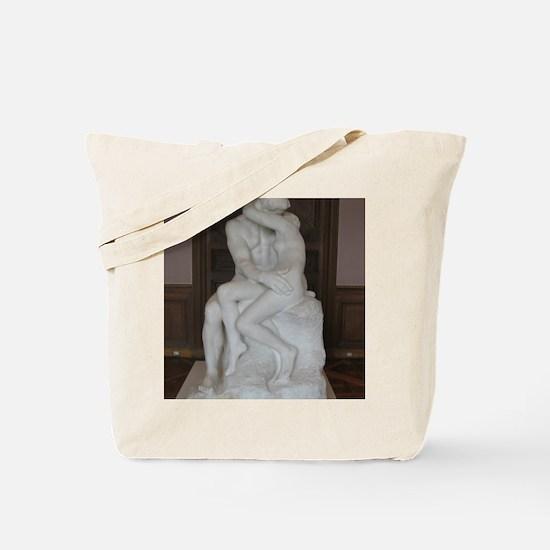 Rodin's The Kiss Tote Bag